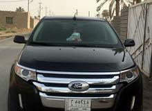 فورد يدج موديل 2012 رقم بغداد بسمي