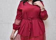 نزاكا قاليري تقدم أحدث صيحات الموضة  فساتين وبلوزات
