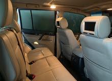 Mitsubishi pajero 2016 in excellent condition.