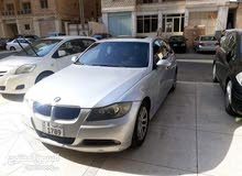 Silver BMW 320 2007 for sale