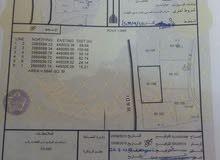 أرض للبيع في عبري خلف وكالة المازداء السعر المطلوب ثلاثين ألف من المالك للجادين