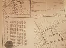ارض سكني تجاري 866م في مطرح . خلف فندق مطرح مباشرة
