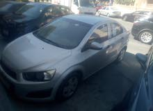 Chevrolet Sonic made in 2013 for sale