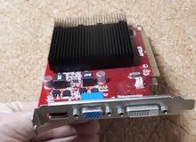 كرت شاشة DDR3 سعة 2GB بحالة جيدة