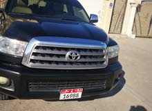 Toyota Sequoia 2011 in Abu Dhabi - Used