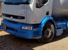 Renault truck Primeum 250 with gas tank capacity of 19300 lite