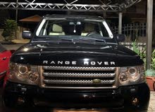 Gasoline Fuel/Power   Land Rover Range Rover 2008