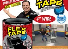 لاصق فلكس للقضاء على التسريب Flex Tape ضد الماء اللاصق السحري
