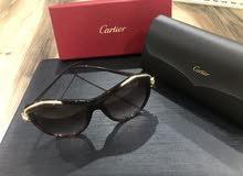 للبيع نظارة ماركة كارتير اصلية موديل 2017 جديدة