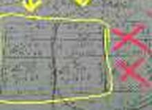 للبيع قطعة ارض في شارع النيل حي الشاطئ المساحة : 2176 م