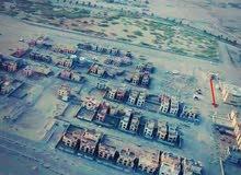 ارضيه ركنيه للبيع في مدينة درة عدن رقم 2