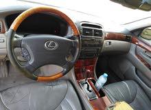 Automatic Lexus 2001 for sale - Used - Al Kamil and Al Waafi city