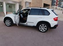 BMW للجادين فقط موديل 2009 لون ابيض 6سلندر فل ابشن كامل المواصفات صبغ الوكالة