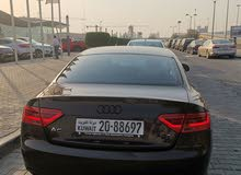 Audi A5 car is available for sale, the car is in Used condition