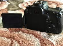 كاميرا كانون 60D مستخدم نظيييف وصلت من امريكا وبسعر عرررررررررررطة