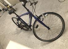 سياكل المونيوم رخييييصة/alumnium bicycle