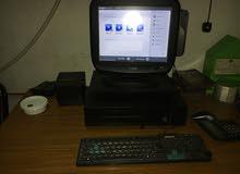 جهاز كمبيوتر لمس خاص بالمطاعم