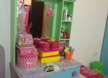 غرفة نوم بنت طفلة
