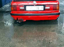 Red BMW E30 1989 for sale