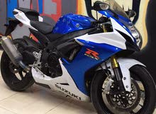 Used Suzuki motorbike is up for sale