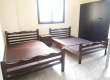 غرفة نوم  3مليون دامور نديفي مفردونصف موجود عفش كامل لا بيع