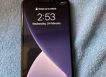 ايفون x مستعمل , البطاريه 86% ، التلفون في حاله ممتازه جدا