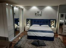 غرفة نوم ماستر تفصيل نظام تركي من اجمل الموديلات