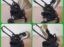 JOIE pushchair and carrycot
