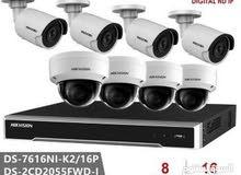 كاميرات مراقبة ip هيكفجن 5mp5  5ميجابيكسل