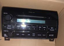 07-13 Toyota Tundra Mp3 CD Player Radio