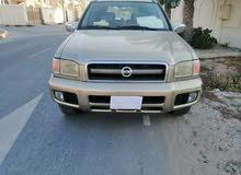 للبيع سيارة نيسان باثفندر موديل 2005 خليجي رقم واحد فوول فيها ملكيه 10شهر دبي لت