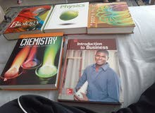 grade 10 11 and 12 books not used