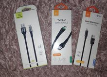 hi i have type C cable with light and micro cable auto disconnect each 20 aed