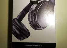 Bose QC35 wireless active noise cancellation