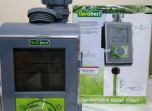 تايمر مياه بدون كهرباء