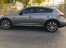 infinity QX50 full option car for sale