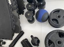 Heavy Duty Gym Equipments for Gym addicts/Gym