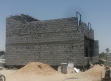 ارض مع بيت مساحه 100 متر  في ابو الخصيب