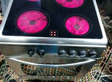 4or5 burner Gas/ Electric oven urgent sell.