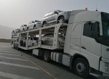نقل وشحن السيارات