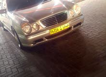 Used condition Mercedes Benz E55 AMG 2001 with 0 km mileage