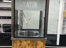 ماكينة لصنع اللبن العيران المشهور التركي ( Ayran )