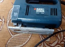 منشار كهرباءي black&decker ks531 370w