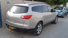 Chevrolet Traverse car is available for sale, the car is in New condition