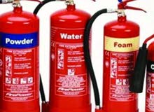Annual Maintenance Contract , fire fighting equipment, fire alarms and cylinders