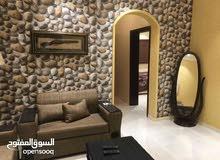 شقة مفروشة للايجار في مريخ