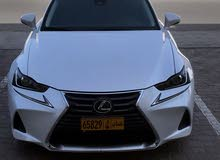 Lexus Is 2017 for only sale imported from USA