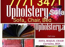 upholstery and repair all kinds