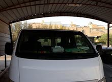 White Nissan Van 2014 for sale