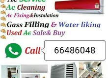 A/C sell, installation, service, repair and maintenance